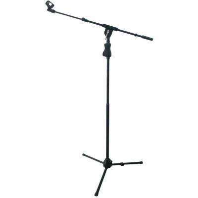 St.oswalds Metallo Treppiedi Asta Porta Microfono