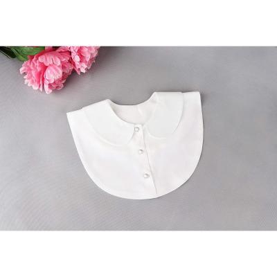 Fashion Doll Collar Vintage Elegante Donna Metà Falso Collare Falso Camicia Camicetta Collare Bianco Staccabile