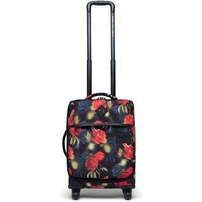 Herschel Highland Carry On Blurry Roses